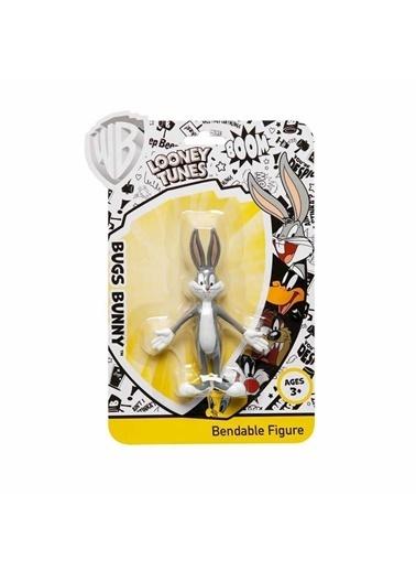 Erkol Oyuncak Bugs Bunny Hareketli Bükülebilir 13 Cm Karakter Oyuncak Figür Renkli